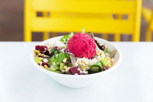 Turn Up the Beet at Original ChopShop