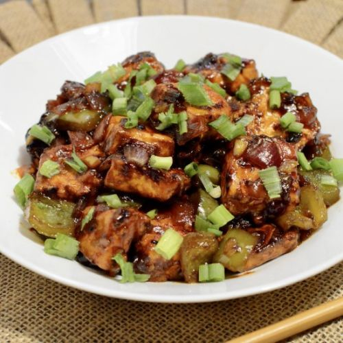 Air Fried Paneer Manchurian