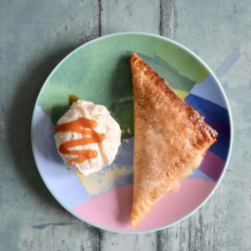 Chai Spiced Apple Turnovers