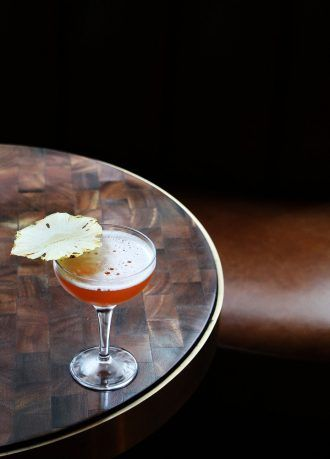 Wicked Behavior: A Bourbon Cocktail