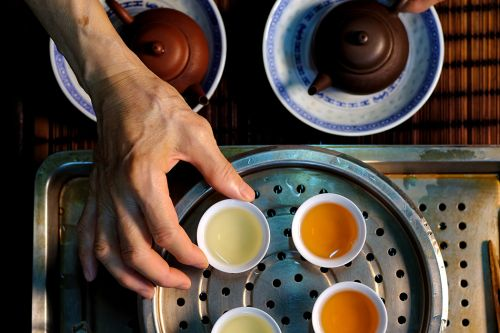 Hong Kong's Last Tea Roasters Are Preserving Traditional Tieguanyin