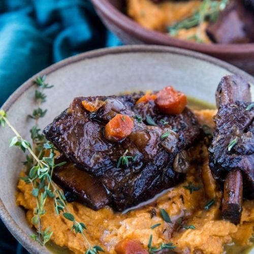 Paleo Instant Pot Short Ribs