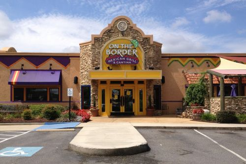 On The Border Reopens Dining Rooms in Five States