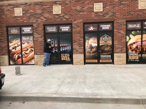 Crave Hot Dogs and BBQ to Soon Break Ground in Yukon, Oklahoma!