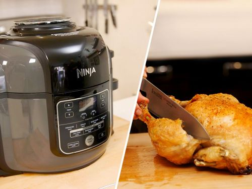 Watch: Do You Need a Gadget That's Both an Air Fryer and Pressure Cooker?
