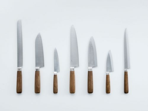 The Chef's Knife That Will Make You Feel Like a Professional