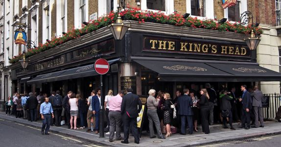 Number of U.K. Pubs Increases for First Time in a Decade