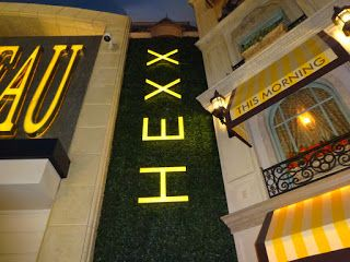 A Bewitching Breakfast at HEXX