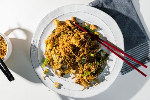 15 Minute Easy Chicken Chow Mein Recipe