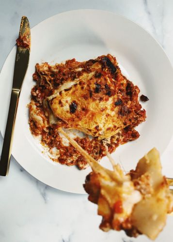 3 Generations of Italian Cooks Are Behind This Classic Lasagna