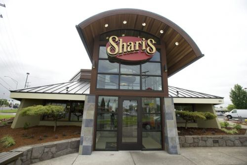 Shari's Restaurants Leads Pacific Northwest and USA in Family Dining