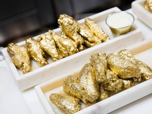 The Glittery and Gold Food Trend Is a Plague That Must Be Stopped