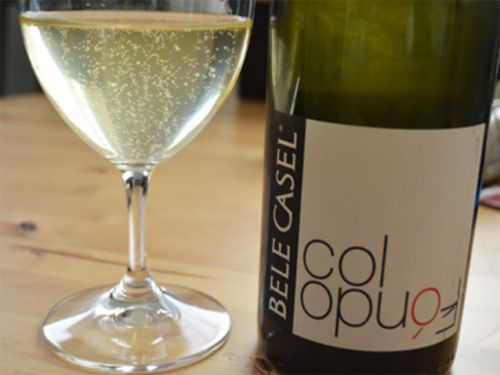 LEGALIZE IT! Taste Bele Casel Prosecco Col Fondo with me in Houston, Thursday 8/23 at Vinology