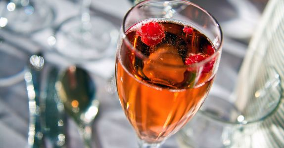 The Nazi-Defying History of the Kir Royale Cocktail