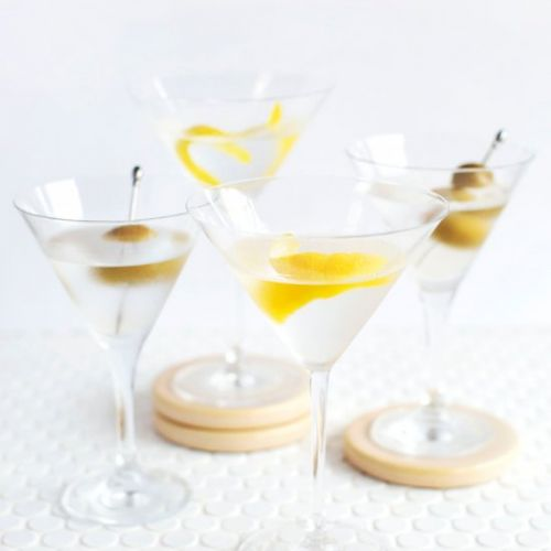 Vodka Martini's
