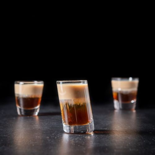 Peanut Butter and Jelly Shot