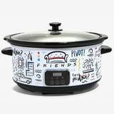 This Friends-Themed Slow Cooker Is the Kitchen Gadget Only a Total Monica Would Buy