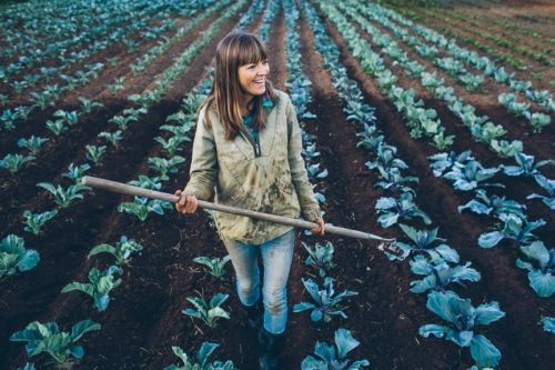 A Week of Farm-to-Table Eating with Dishing Up the Dirt's Andrea Bemis
