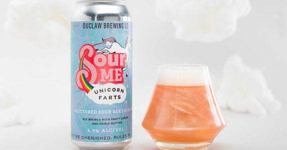 Unicorn-Themed Beer Brewed With Fruity Pebbles and Glitter Sounds Magical