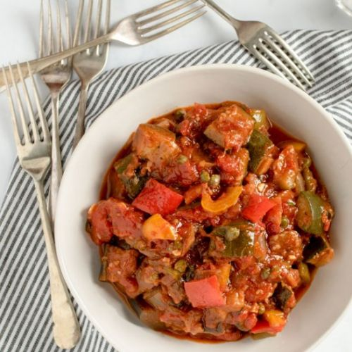 The Best Easy Ratatouille