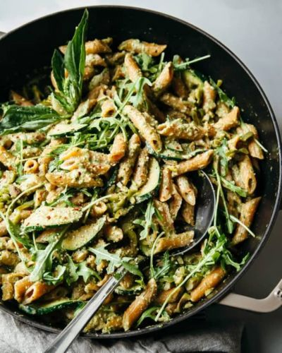 Make This Easy, Creamy Vegan Pasta for Dinner Tonight