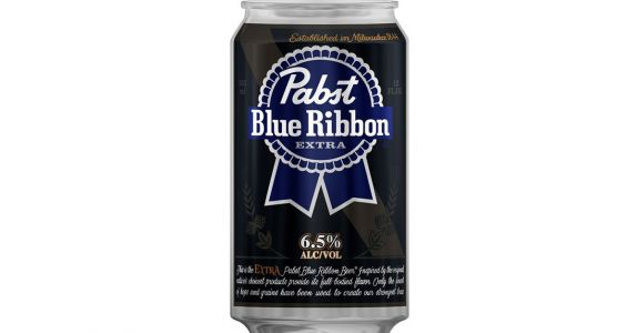 Pabst Blue Ribbon Extra 'Boozy PBR' Is Launching This Spring