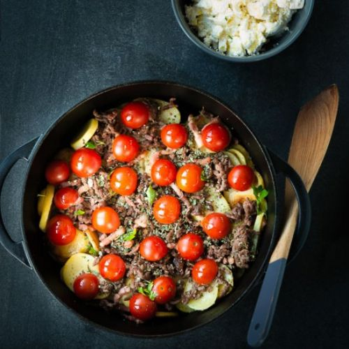 Greek one pot meal