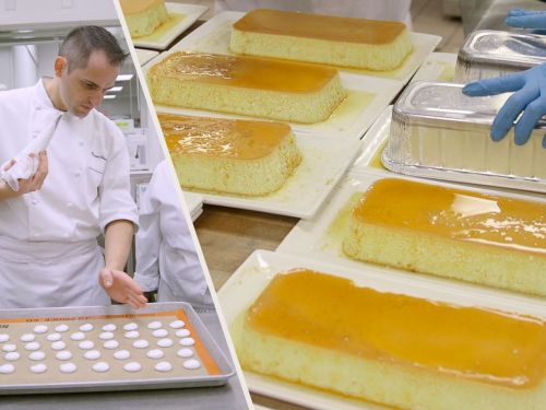 Watch: How the Pastry Chef at the MGM Grand Finds Time to Compete in Global Chocolate Competitions