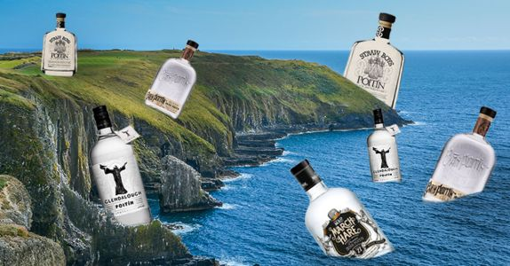 The 'Mezcal of Ireland' Is Making a High-Proof Splash