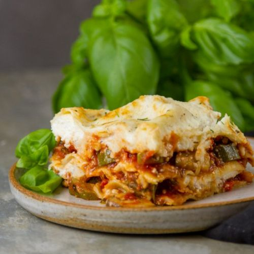 Vegetarian Vegetable Lasagna