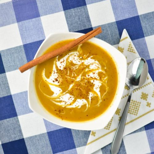 Silky Butternut Squash Soup