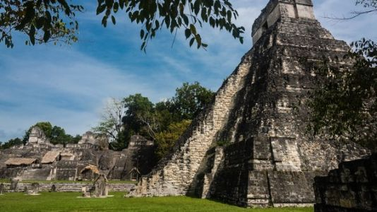 Ancient Maya: Astrologists, Farmers. And Salt Entrepreneurs?