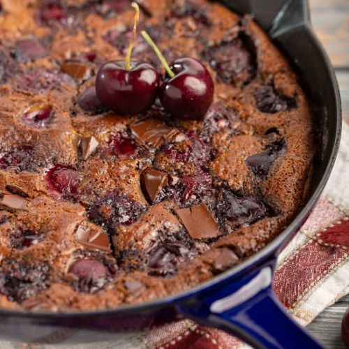 Black Forest Clafoutis