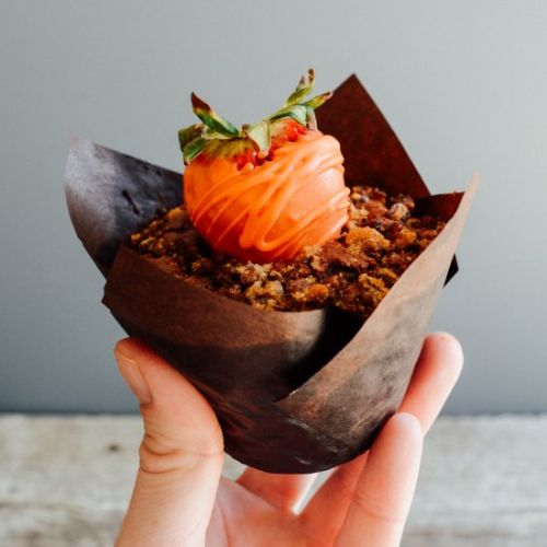 Carrot Patch Muffins