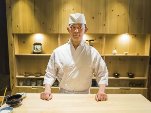 Watch: This Chef Left Japan's Best Sushi Restaurant to Open in New York