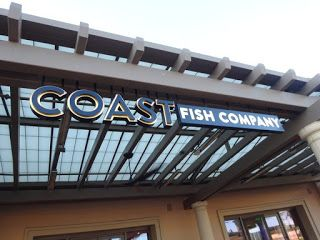 Angling for a Good Meal at Coast Fish Company