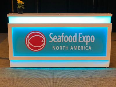 SENA19: An Overview of the Seafood Expo