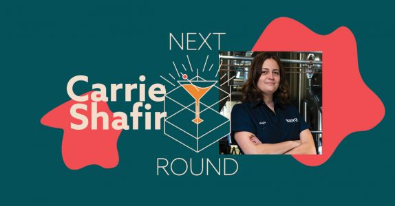 Next Round: General Manager of Blue Point Brewery Carrie Shafir on the Future of Craft Beers