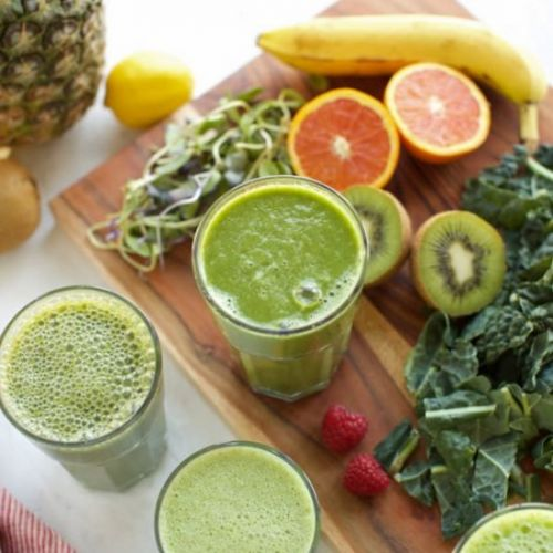 Easy Green Smoothies for Beginners