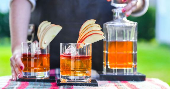 The Calvados Old Fashioned Recipe