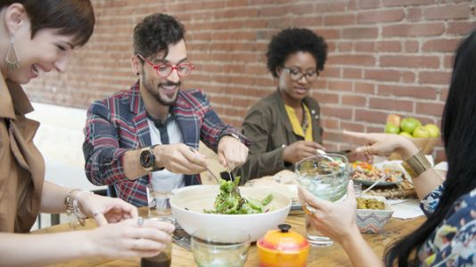 Rough Day On The Job? A Lunch Club Might Help You Bite Back Those Blues