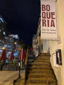Boqueria Dupont: Authentic Spanish Fare in DC