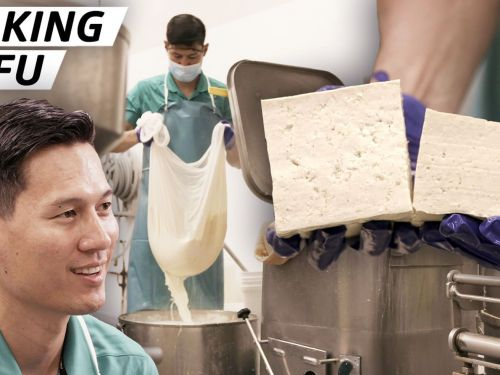 How One Company Has Been Making Tofu by Hand Since 1911