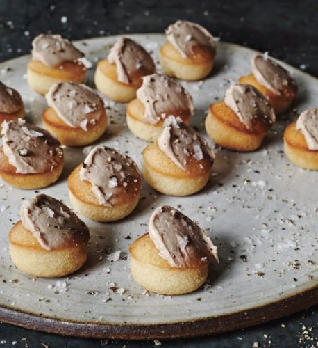 Pinkies Up! These Fancy Canapes Are Fit For A Royal Wedding