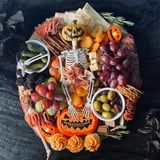 Hungry For Horror? These Skeleton Charcuterie Boards Are Filled With Tricks AND Treats