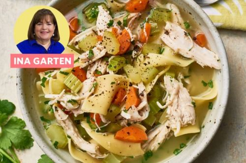 The One Disappointing Thing About Ina Garten's Chicken Soup Recipe