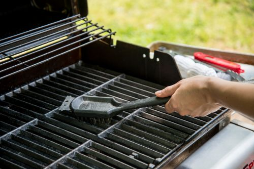 Buy One of These Grill Brushes and You'll Be Set for Life