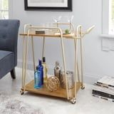 These 15 Cheap Bar Carts Will Display All Those Bottles of Vino and Bubbly in Style