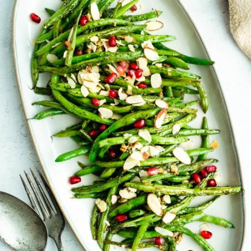 Sauteed Green Beans {Whole30}