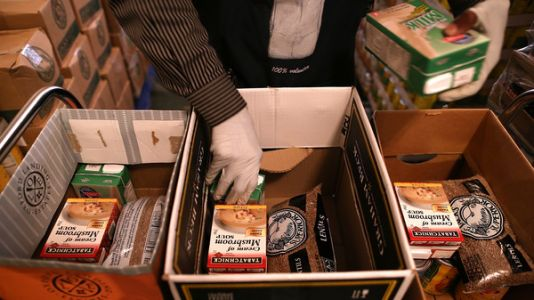Fewer Immigrant Families Are Signing Up For Federal Food Assistance